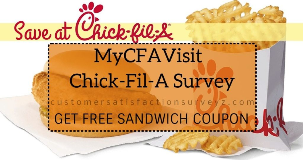 Chick-Fil-A Survey