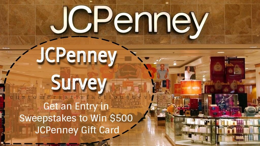 JCPenney Survey
