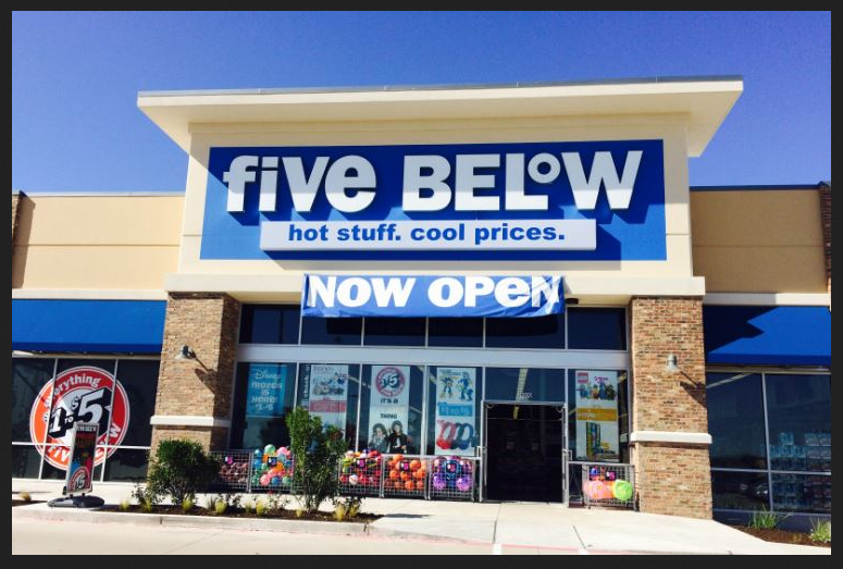 Five Below Customer Satisfaction Survey at www.fivebelowsurvey.com