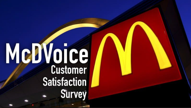 McDonald's Customer Survey at www.mcdvoice.com